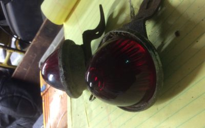 Vintage Bullet /Beehive Tail Lights
